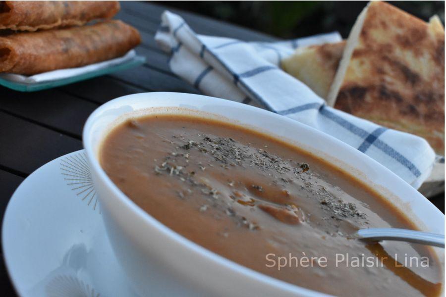 Soupe de légumes (hrira) – Sphère Plaisir
