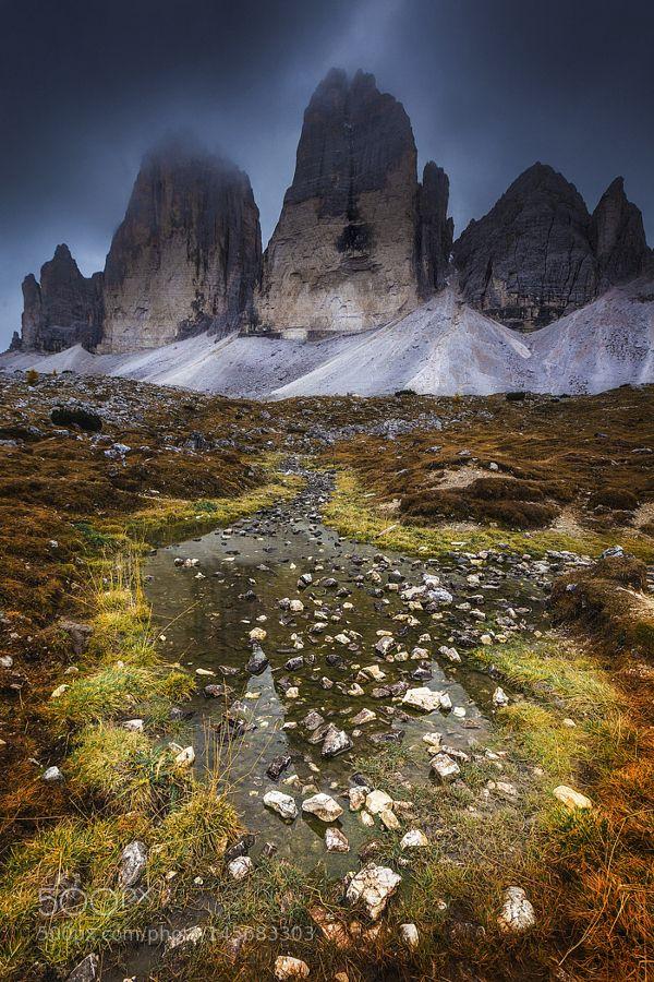...tre cime di lavaredo VIII... by roblfc1892