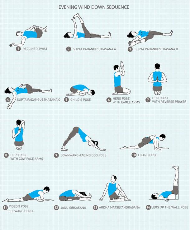 Evening Yoga Sequence | Jason Crandell Vinyasa Yoga Method