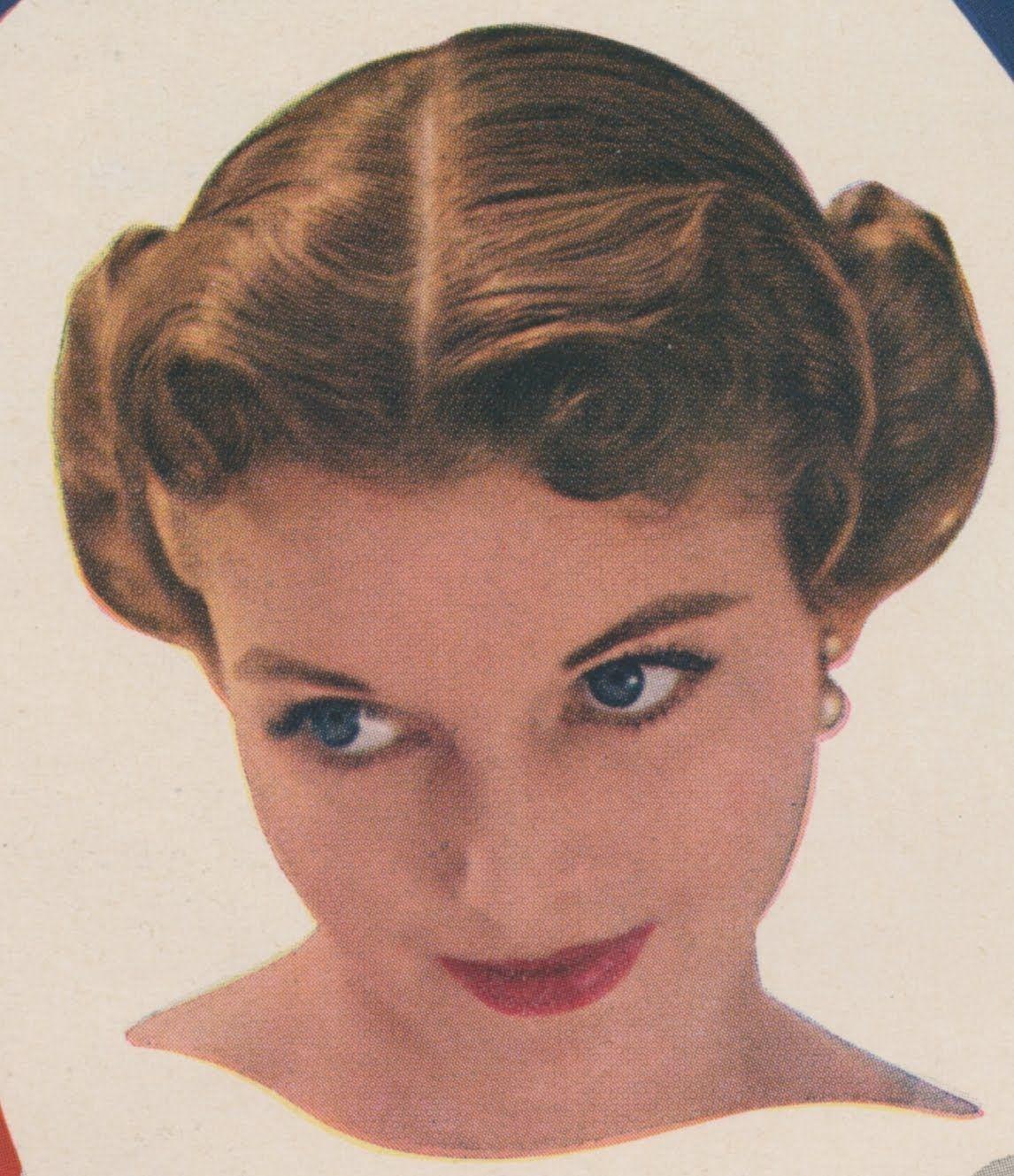 American Hairdresser - 1952 December HD | Vintage hairstyles, Braided hairstyles, Hairdresser