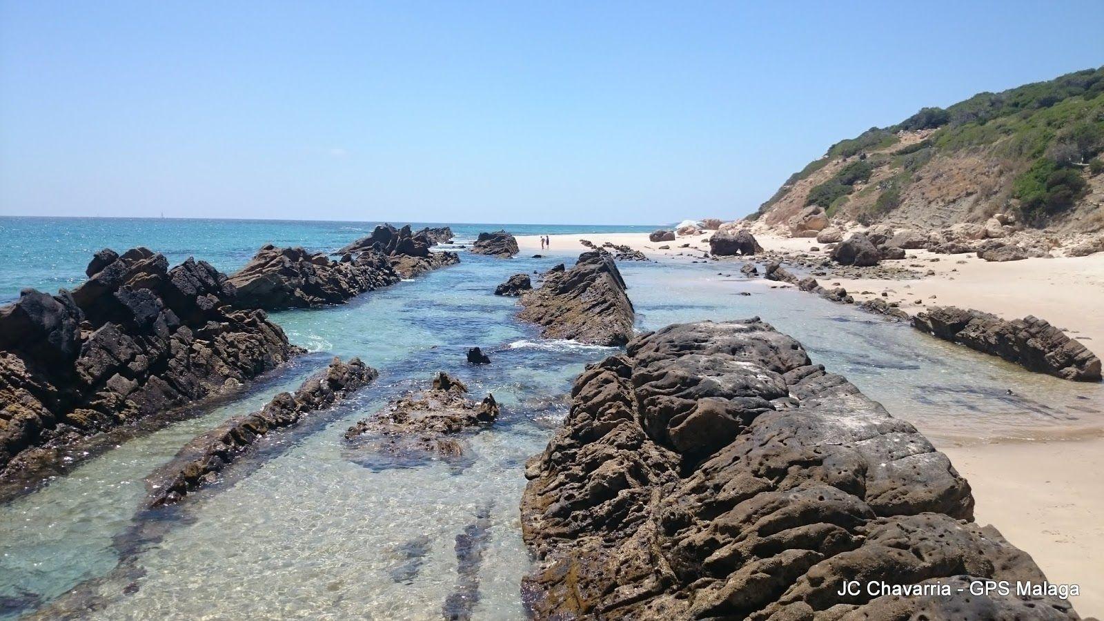 Piscinas naturales playa de bolonia cadiz sitios para for Piscinas naturales cerca de valladolid
