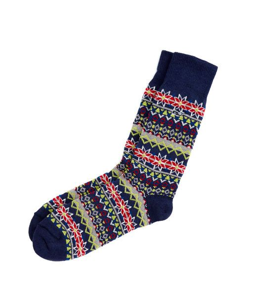 Fair Isle Wool Socks   Preppy girl!   Pinterest   Wool socks, Fair ...