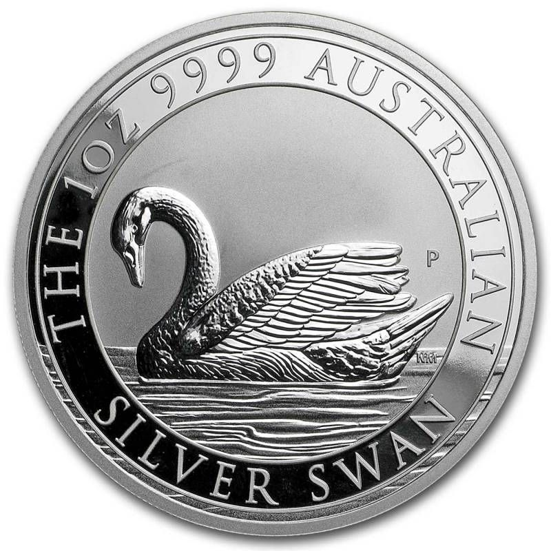 2017 Perth Mint Surprises With A New One Ounce Swan Silver Bullion Coin Series In 2020 Silver Bullion Silver Swan Gold Coins