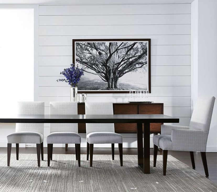 Kimora Dining Table Rosewood Mitchell Gold Bob Williams In