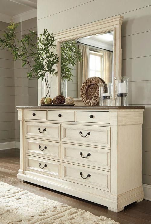 "Bolanburg White Panel Bedroom Set From Ashley: Excellent ""shabby Chic Furniture Bedroom"" Information Is"