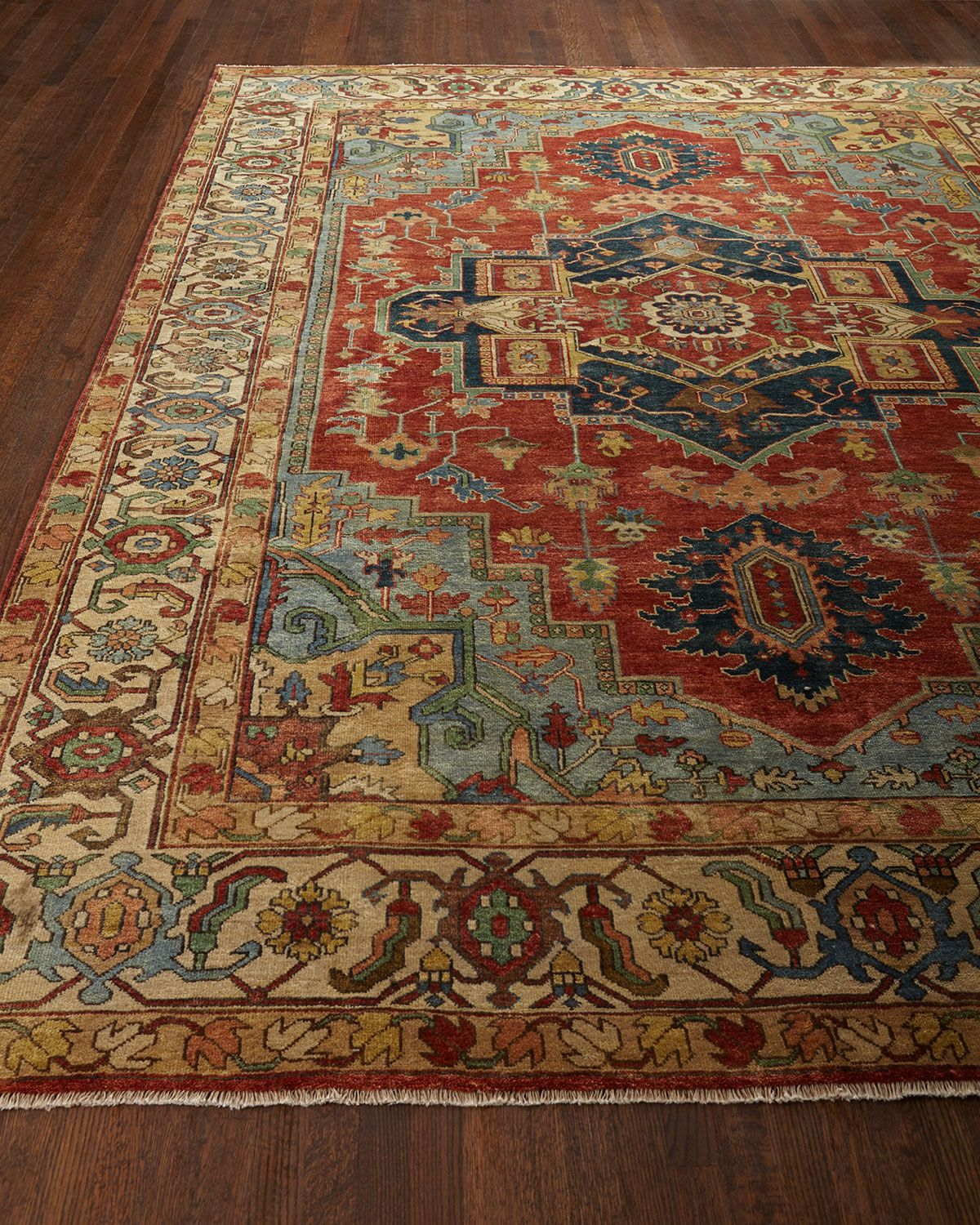 Exquisite Rugs Gracelyn Rug 12 X 15 Exquisite Rugs Rugs Serapi Rug