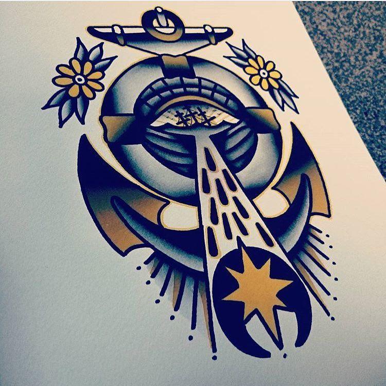 OLDLINES — #flash by @richwellstattoos  #tattooflash...