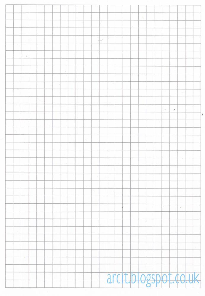 A4+Graph+Paper+Template ARC Pinterest Arc planner, Template