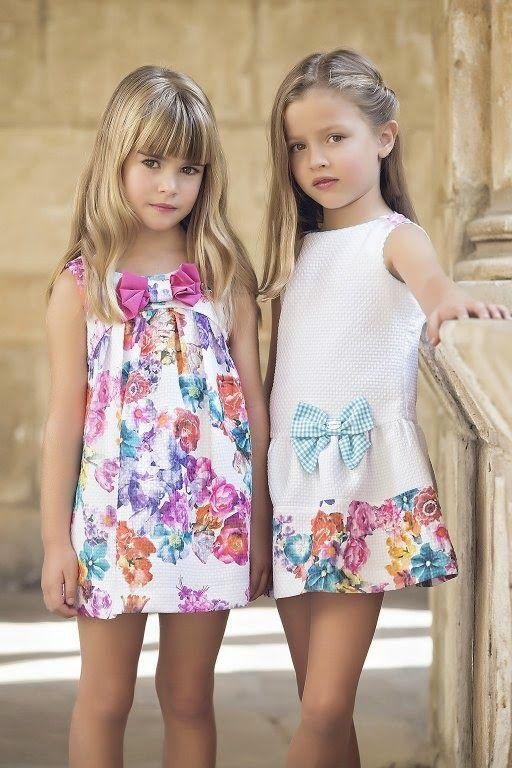 c0a81edf1 Blog moda infantil Verano 2015, Primavera Verano, Vestidos Niña Verano,  Vestidos De Fiesta