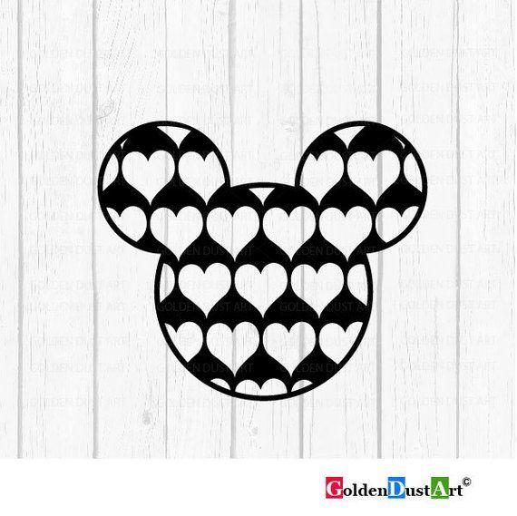 Download Love Mickey Svg, Love Minnie svg, Love Disney Svg, Mickey ...