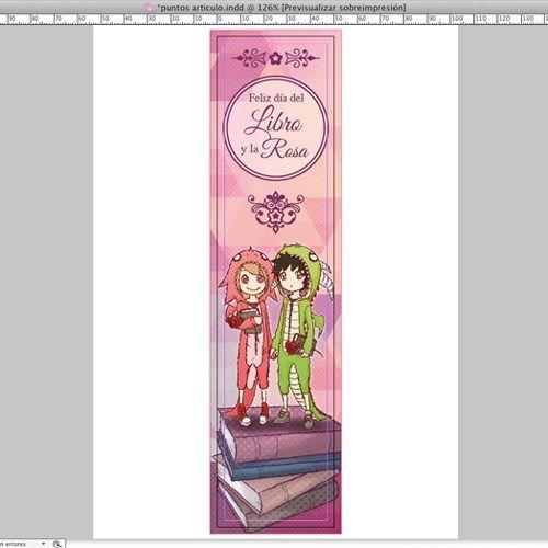 Día del Libro y la Rosa: Diseña e imprime tus propios marcapáginas