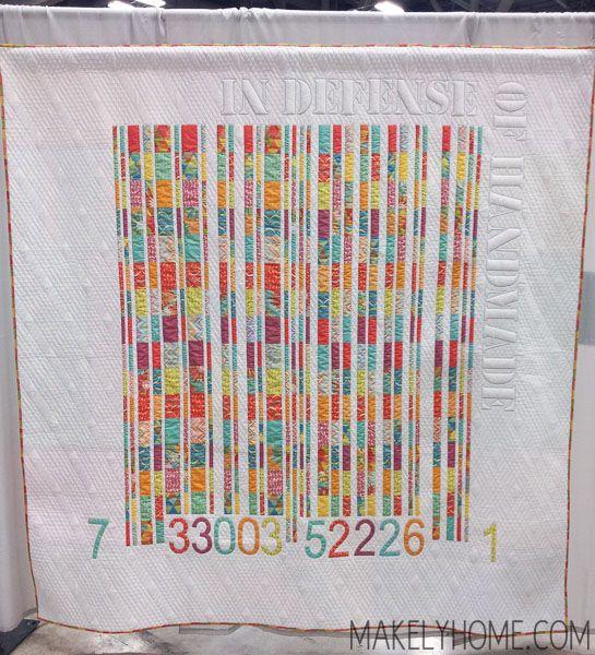 Using Modern Art Quilts to Decorate Your Home   Modern art, Martha ... : quilt modern - Adamdwight.com