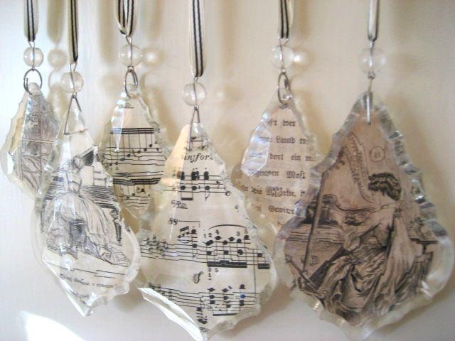 decopaug crystal chandelier ideas | Found on therobinandsparrow ...