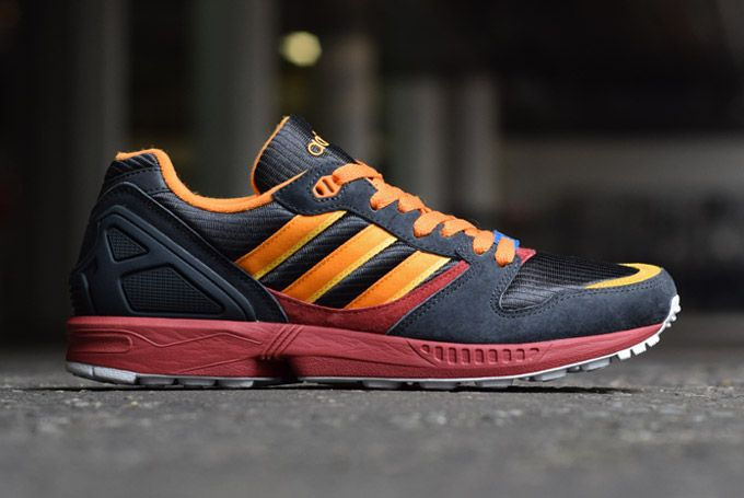 adidas ZX 000 25th Anniversary pack: turning negative into