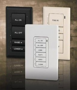 in the home automation concept crestron lighting control is best