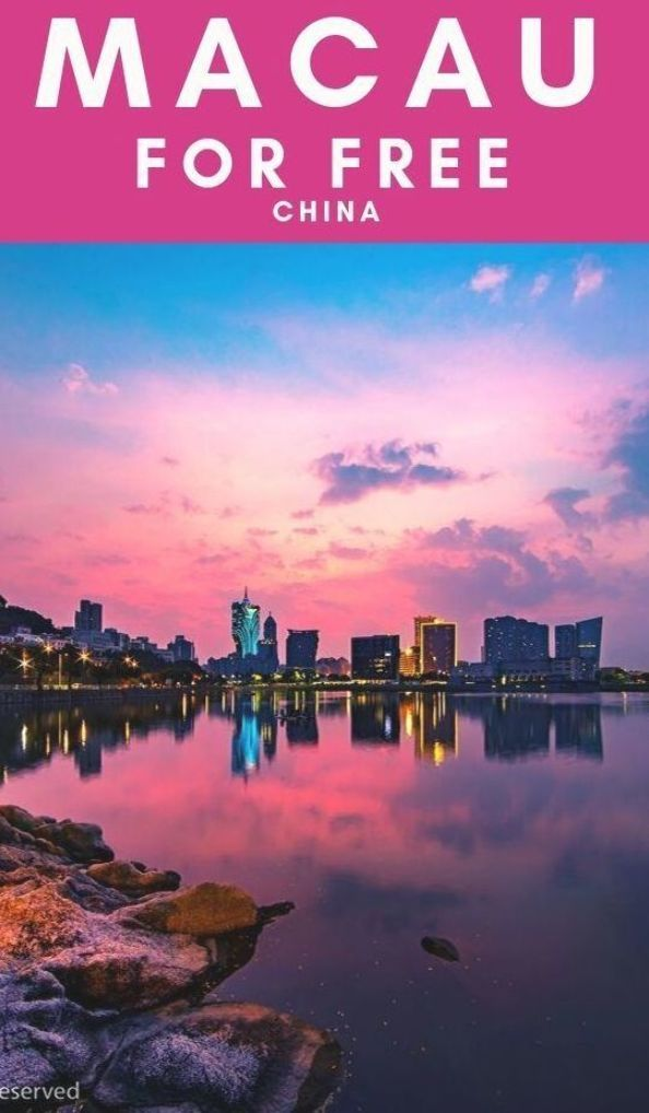 50 FREE things to do in Macau.  There are loads of free attractions to visit in the Historic Centre of Macau. #visitmacao #visitmacau #macau #freetravel #free #asia