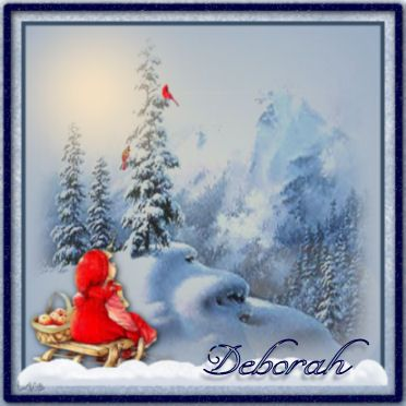 Deborah -  Taking in the View