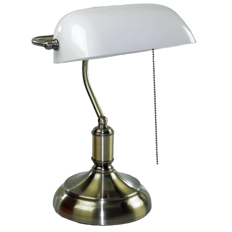 JT LIGHTING Antique Oil Bronze Bankers L& (Bankers L& 14.5H)  sc 1 st  Pinterest & JT LIGHTING Antique Oil Bronze Bankers Lamp (Bankers Lamp 14.5H ...