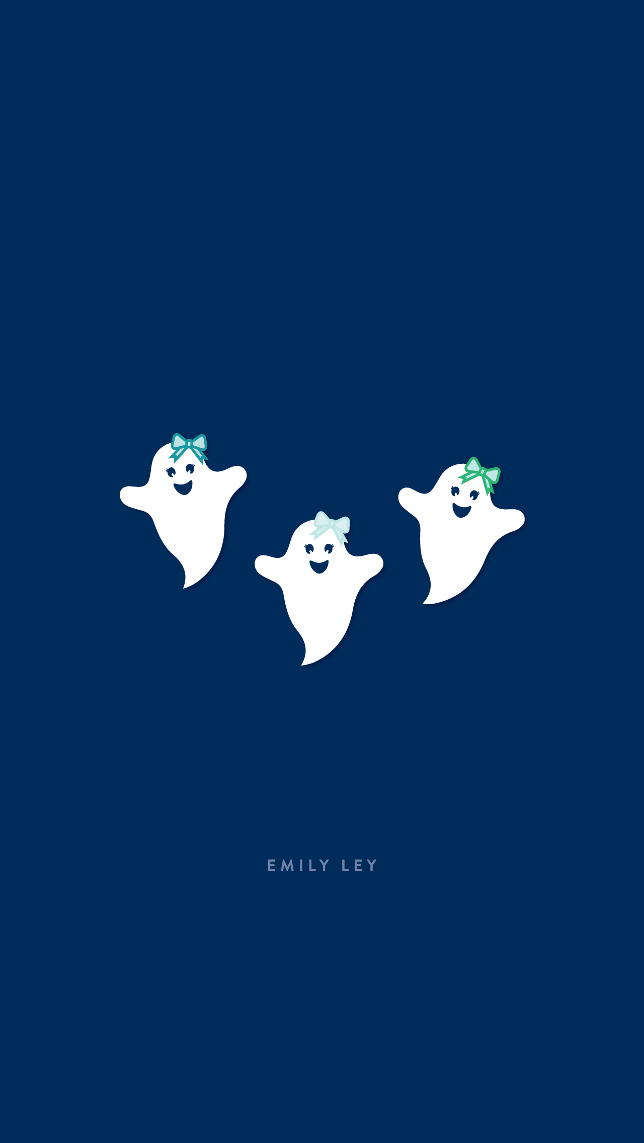 Free Iphone Wallpaper For Halloween Ghosts Wallpaper Navy Happy Ghosts Disney Phone Backgrounds Iphone Wallpaper Fall Disney Phone Wallpaper