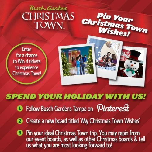 152d7be1a05115eb811e70d654229b73 - Prices For Busch Gardens Christmas Town