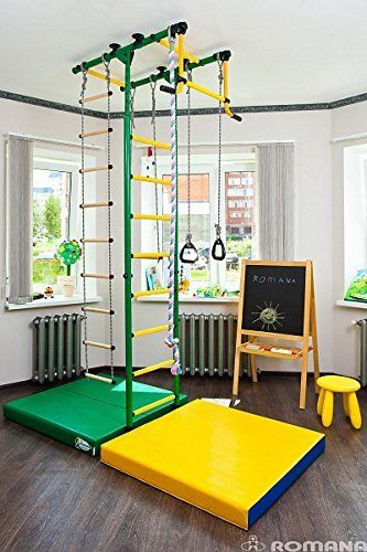 Great Gift Idea Playground Set For Kids For The Floor And Ceiling