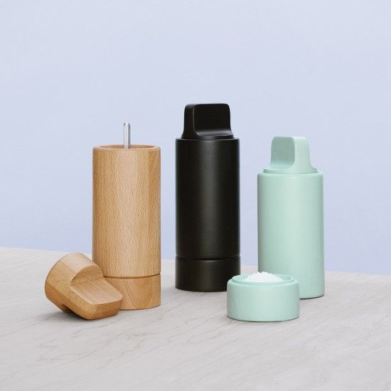 Knob Spice Grinder - Products | Umbra Shift