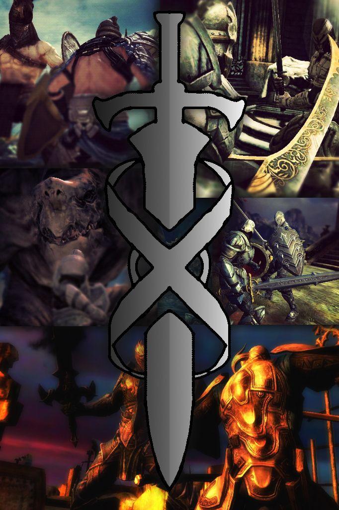 Infinity Blade Wallpaper - WallpaperSafari | infinity blade