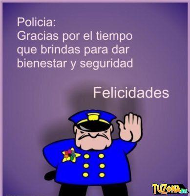 Dia Del Policia Dia De La Policia Pinterest