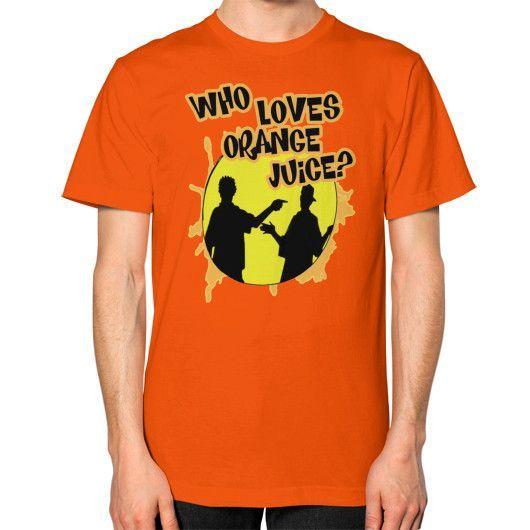 Apparels kenanandkel Unisex T-Shirt (on man)