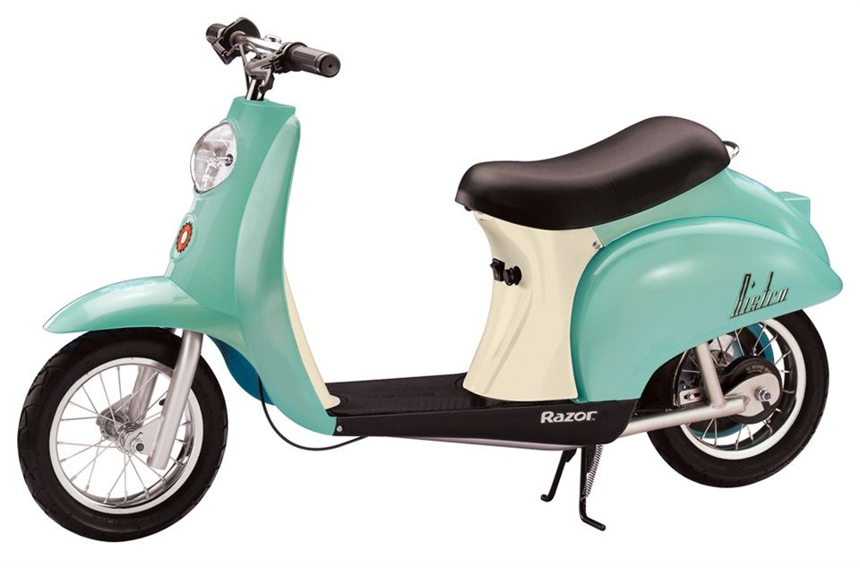 Pin By Tina M 248 Ller On Turquoise Razor Pocket Mod Scooter