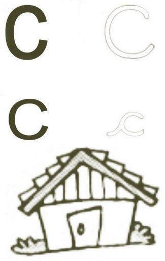 Alfabeto Ilustrado Para Pintar Com As 4 Letras Tipos De Letras
