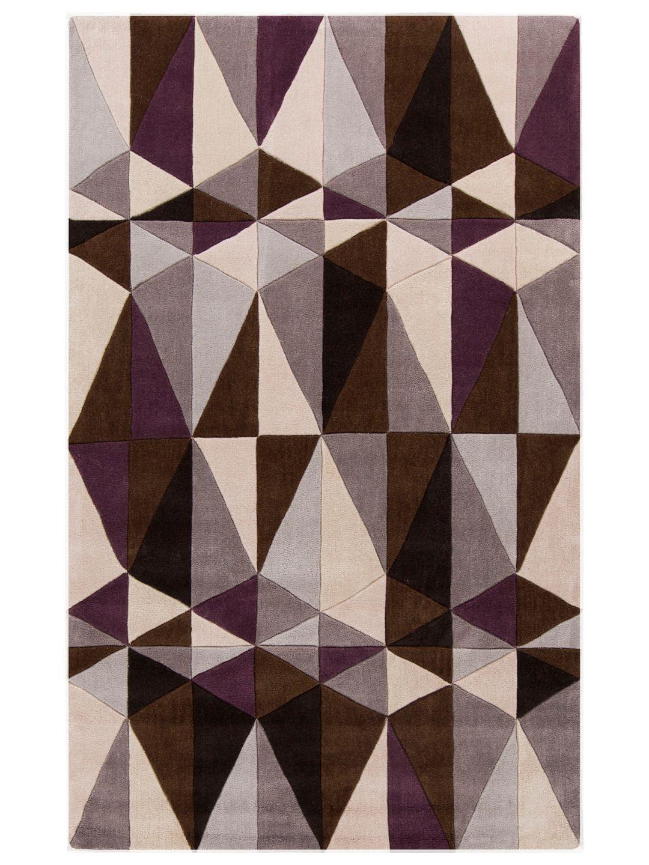 Cosmopolitan Hand-Tufted Rug