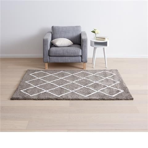 Shaggy Rug Grey Kmart Rugs