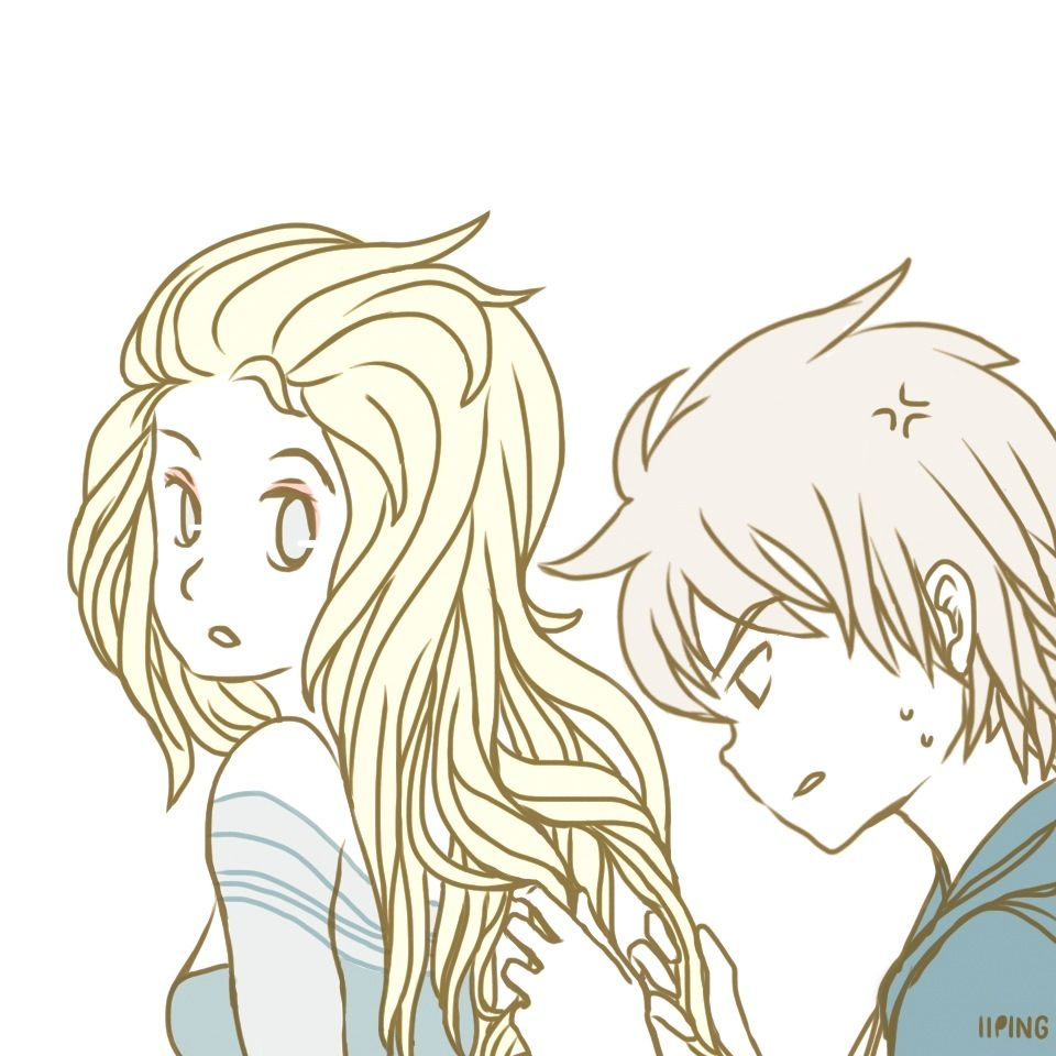 Are You Sure You Know How To Braid Hair By Iiping Deviantart Com
