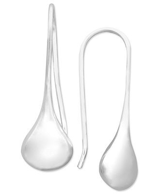Giani Bernini Sterling Silver Earrings, Teardrop Earrings