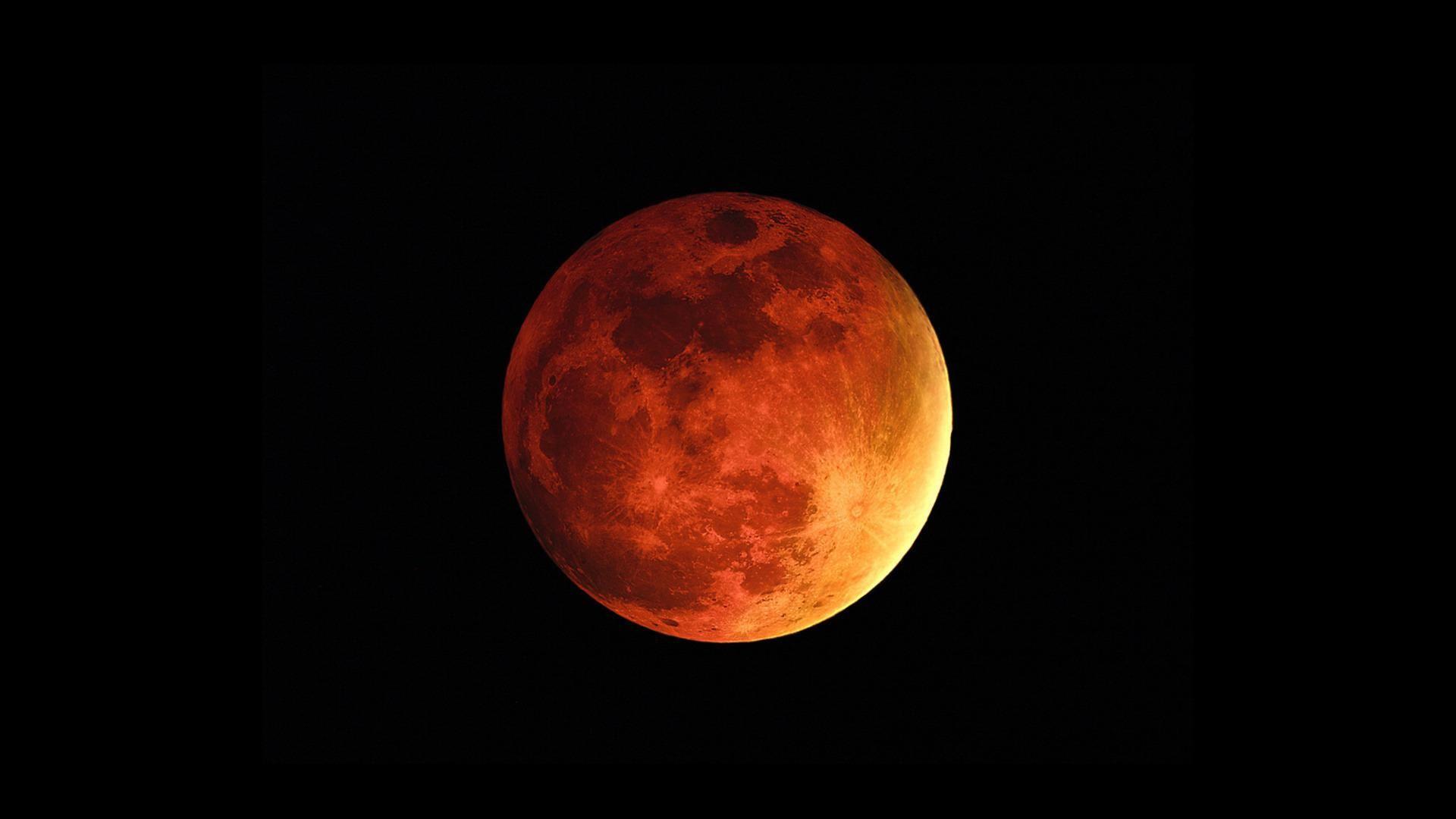 Blood Moon 4K Ultra HD - YouTube