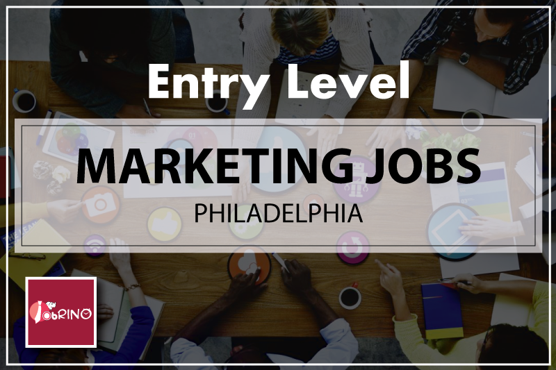 Search Entry Level Marketing Jobs In Philadelphia Find Latest Philadelphia Entry Level Marketing Jobs Listings On Job Marketing Jobs Entry Level Marketing