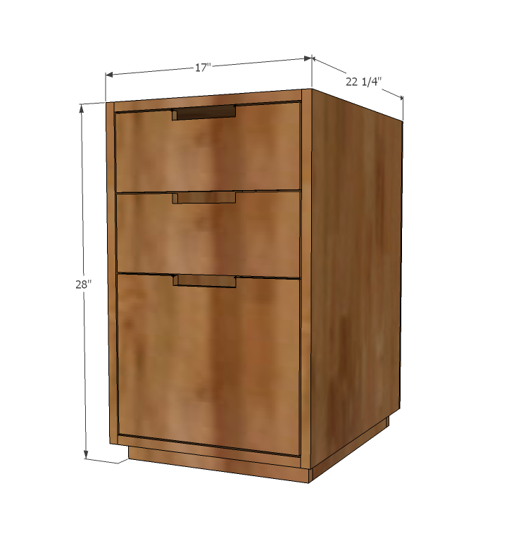 Eco Office File Base - Made with PureBond Formaldehyde ...