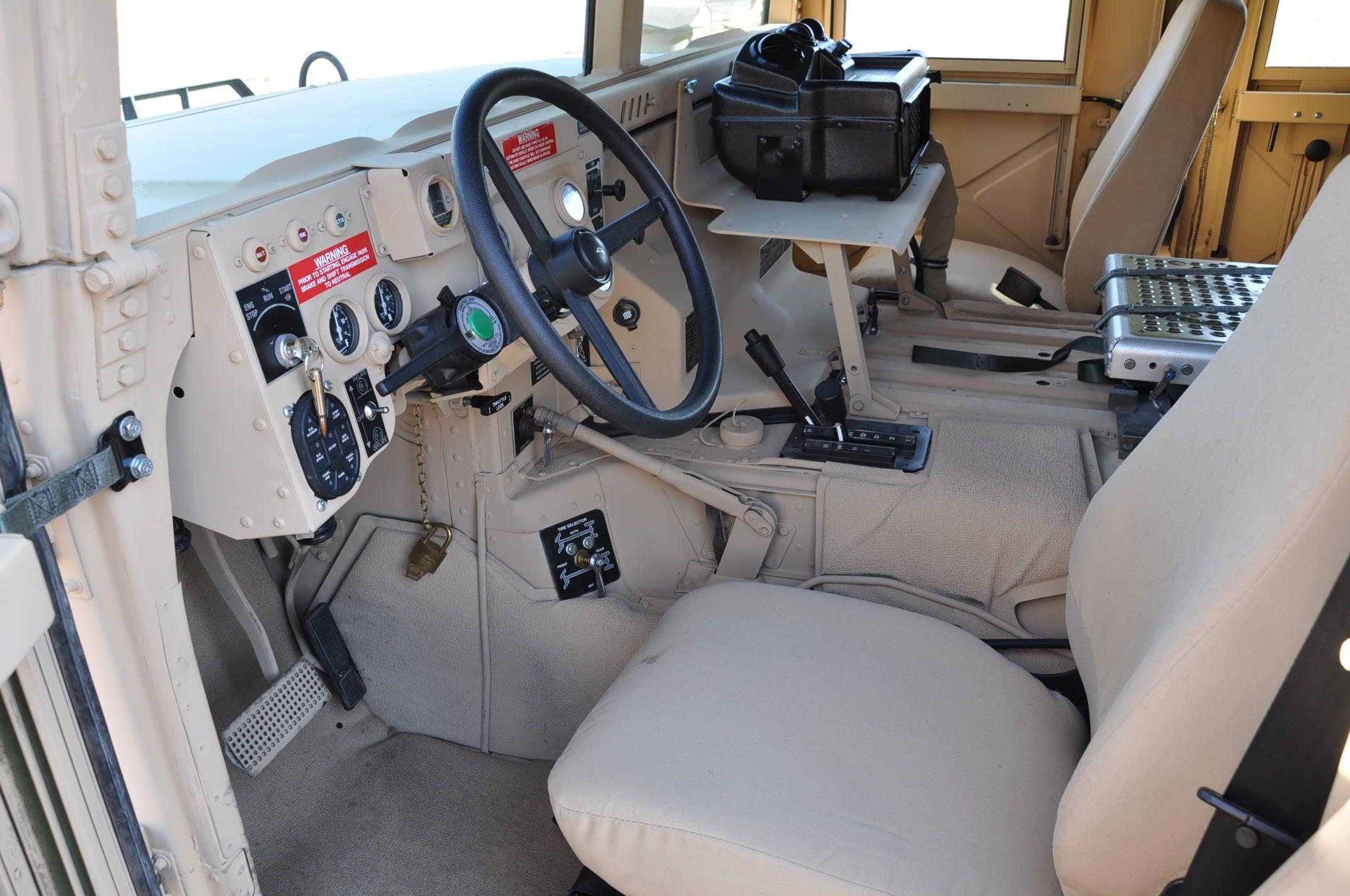 Used H1 Custom H1, Humvee HMMWV Builds, Accessories