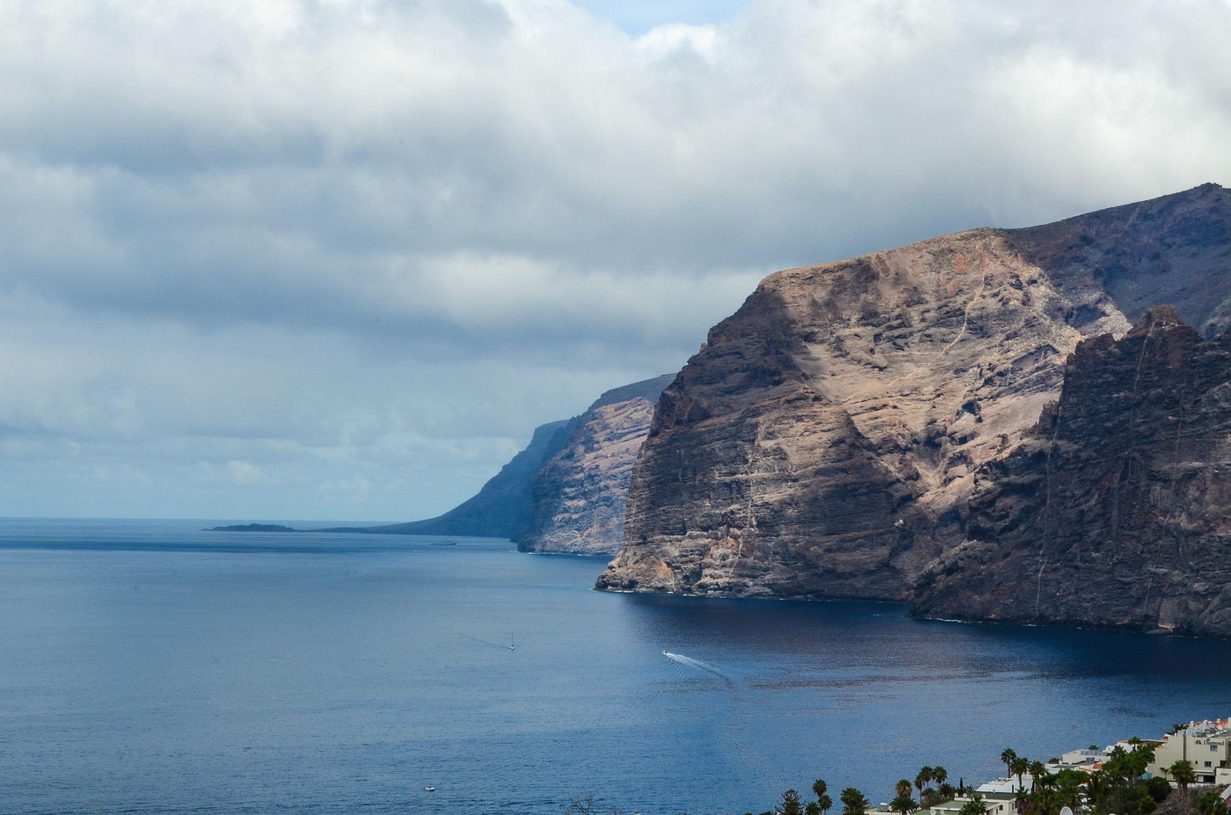 Acantilados de los Gigantes, Tenerife