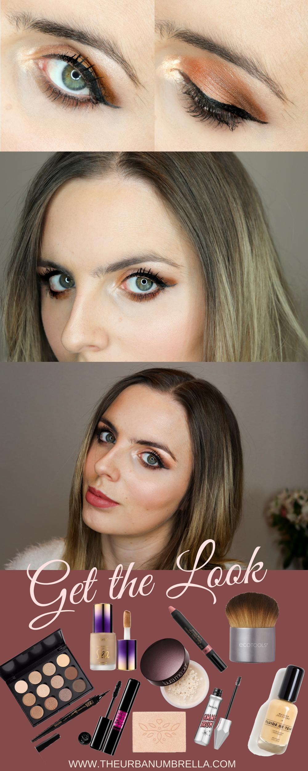 Soft Glam Makeup Tutorial Soft glam makeup, Glam makeup