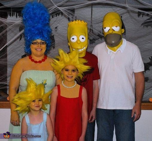the simpsons 2013 halloween costume contest - Simpson Halloween Costume