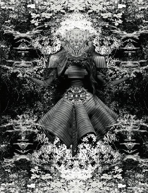 From the Magazine Dazed & Confused, Nick Knight