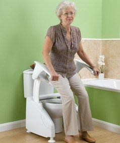 Mountway Solo Toilet Lift | Senior Day Care | Pinterest | Toilet ...