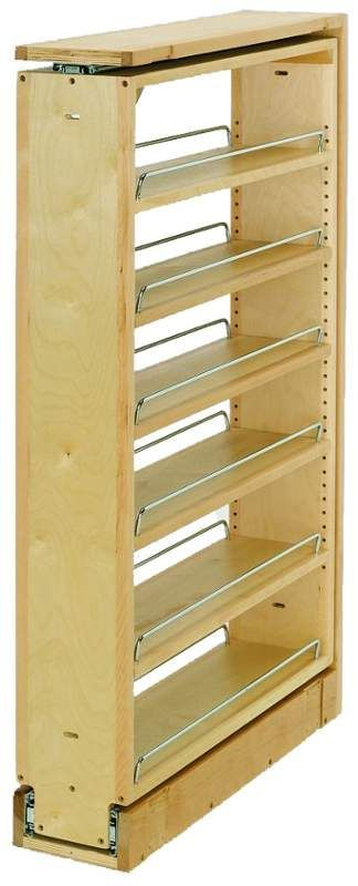 View the Rev-A-Shelf 432-TF39-6C 432 Series 6 Inch Wide by 39 Inch ...