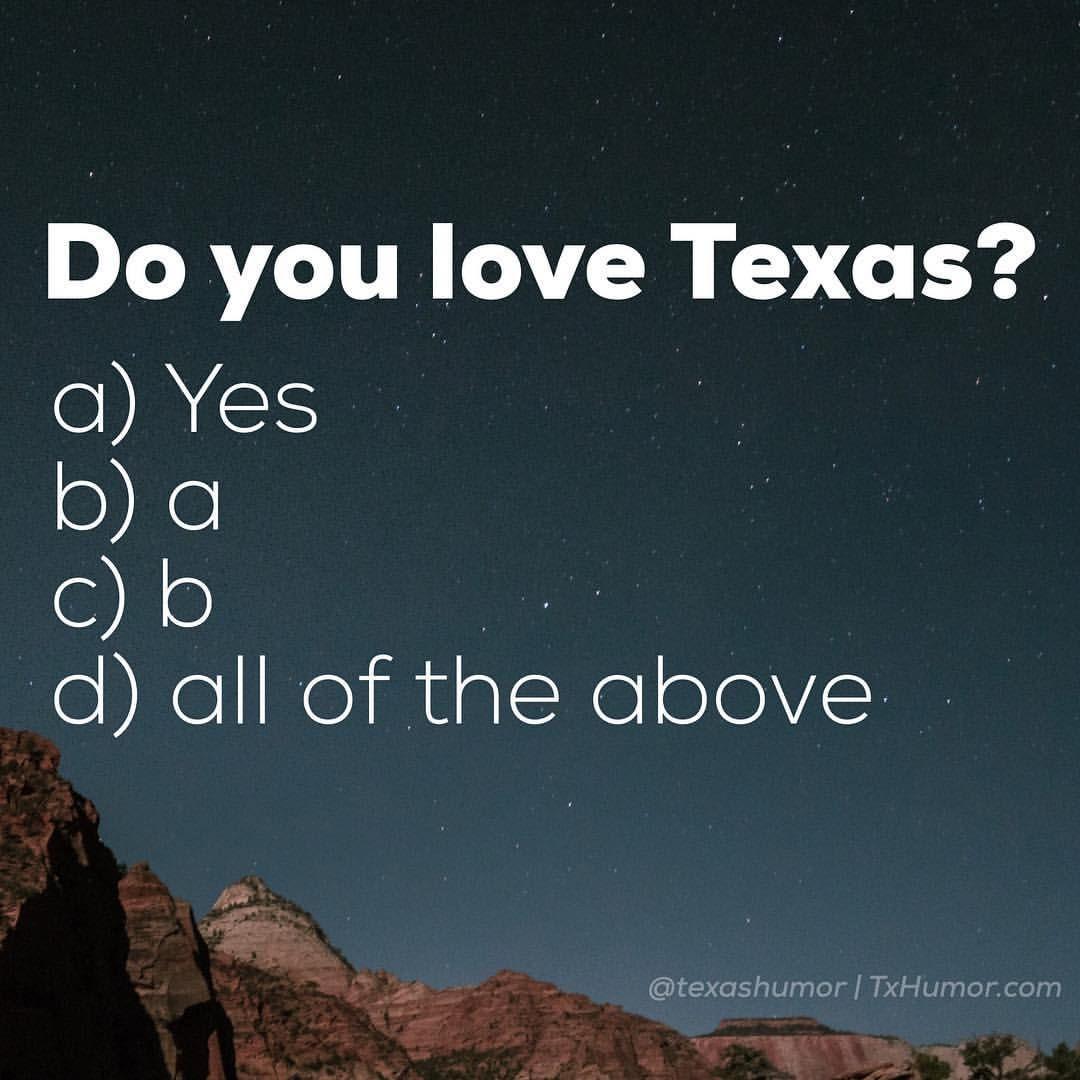 "Texas Humor (@texashumor) on Instagram: ""Y'all should all make"