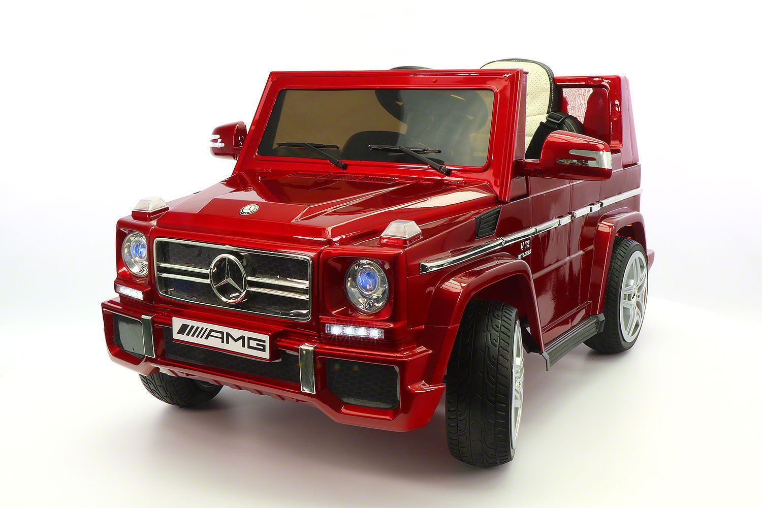 mercedes benz g65 amg 12v battery powered ride on toy car with mp3