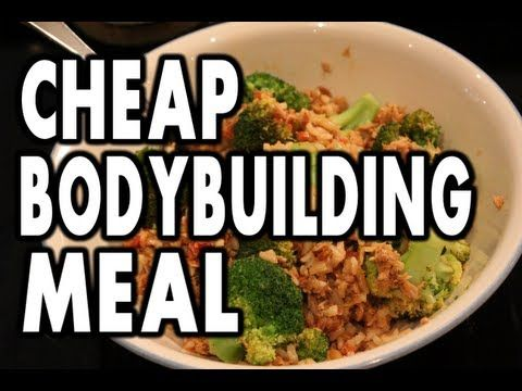 Cheap Bodybuilding Meal Example 10 Minute Tuna Rice Recipe Bodybuilding Recipes Quick Tuna Recipes Nutrition Recipes