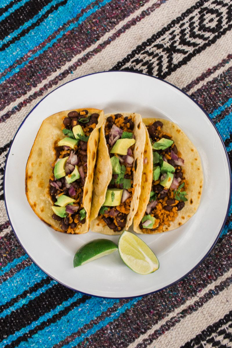 Camp Chef 5 Ingredient Vegan Tacos By Fresh Off The Grid