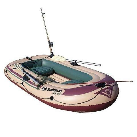 Swimline Solstice Voyager 30400 Inflatable 4 Person